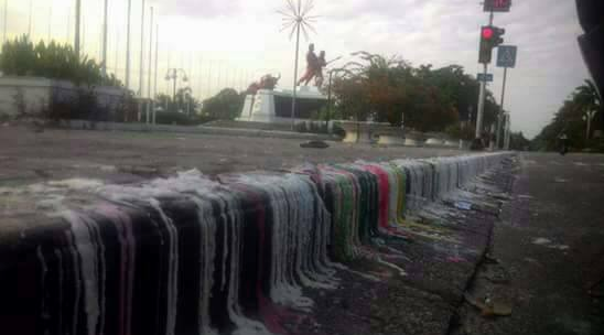aksi 1.000 lilin yang digelar para pendukung Ahok ini mendapat kecaman dari netizen