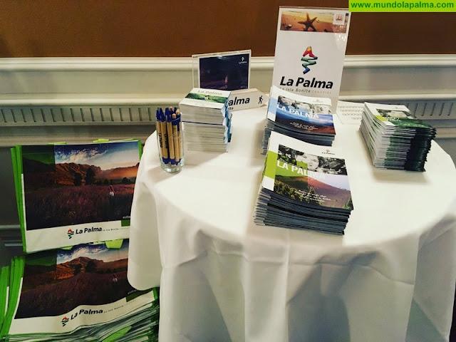 La Palma se promociona en encuentros profesionales en Alemania y en el Salón Mundial de Turismo de París