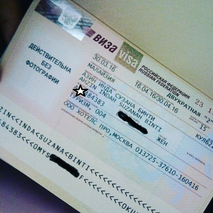 Travelindah how to get a russian visa without using travel agents how to get a russian visa without using travel agents for malaysian passport holder altavistaventures Images