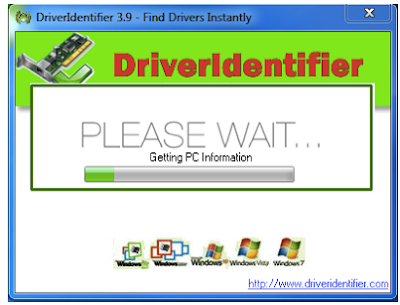 Driver Identifier for Windows
