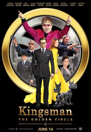 Kingsman the Golden Circle 2017 Dual Audio ORG Hindi Full Movie Download
