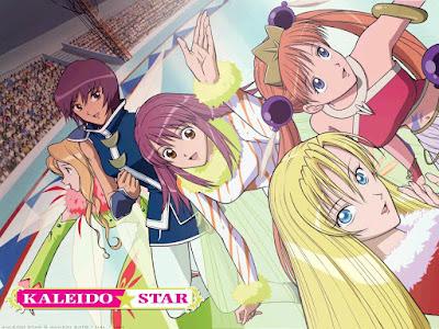 جميع حلقات انمي Kaleido Star مترجم عدة روابط