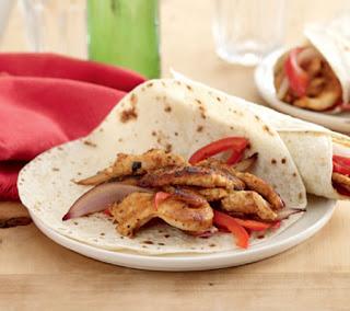 Chicken Wraps Recipe