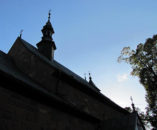 Tumliński kościół.