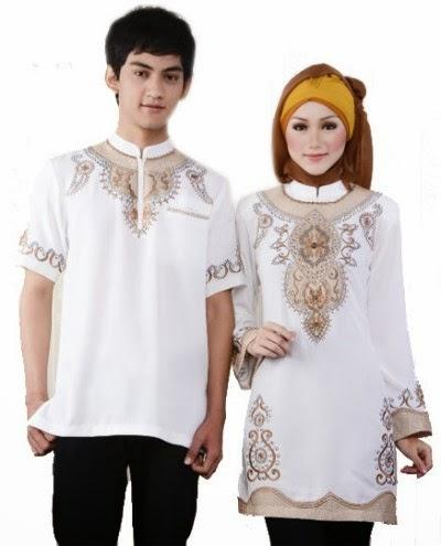 Bjau couple muslim yang elegan
