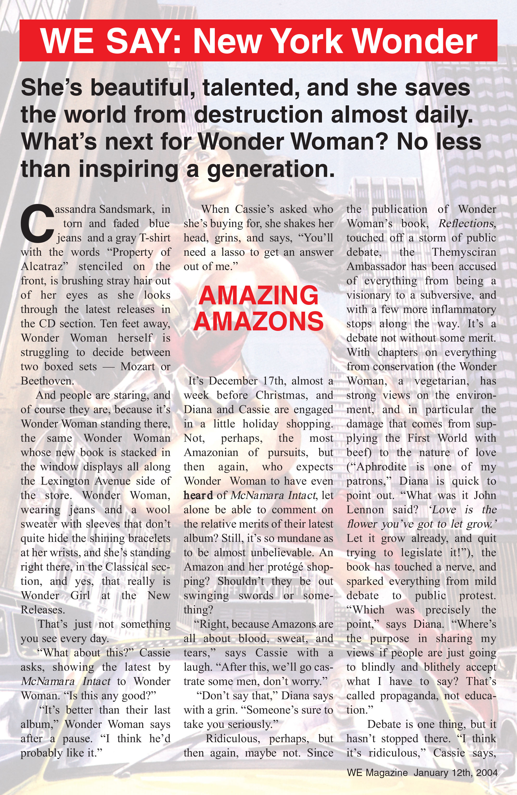 Read online Wonder Woman (1987) comic -  Issue #200 - 47