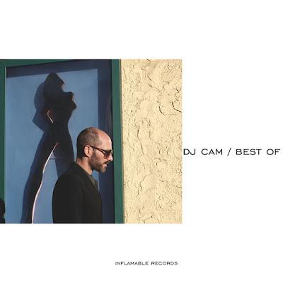 DJ Cam / Best Of Art cover pochette