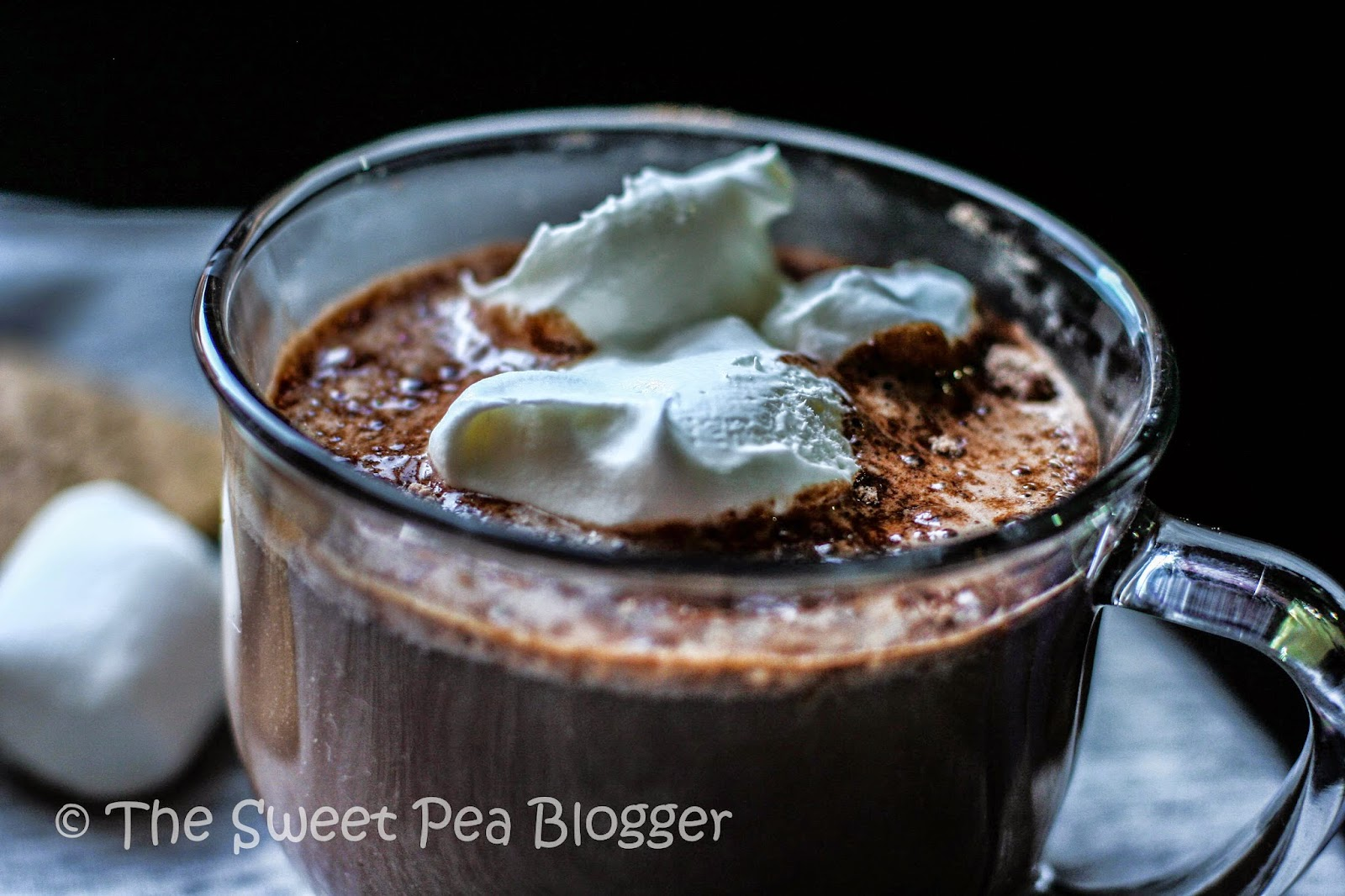 Healthy Protein Powder Hot Chocolate