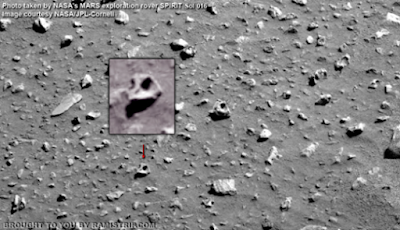 Very weird strange mysteries on Mars