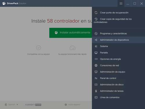 DriverPack Solution v17.7.33 2017 Full Español