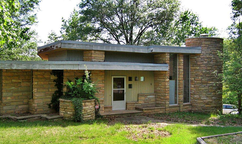 Fifties Land Mid Century House Saint Louis Missouri Usa