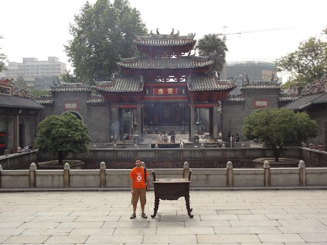 Templo de los ancestros o Zumiao de Foshan
