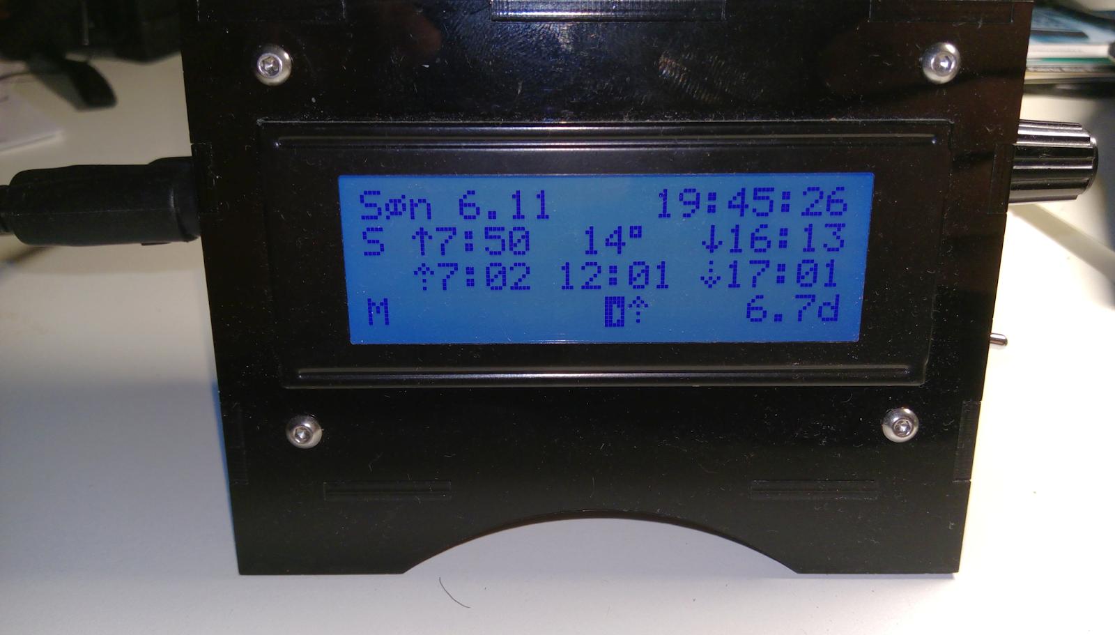 K3ng Arduino Antenna Tuner