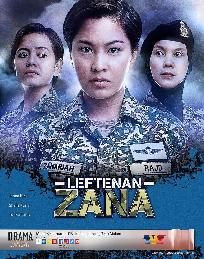 Leftenan Zana (2019)