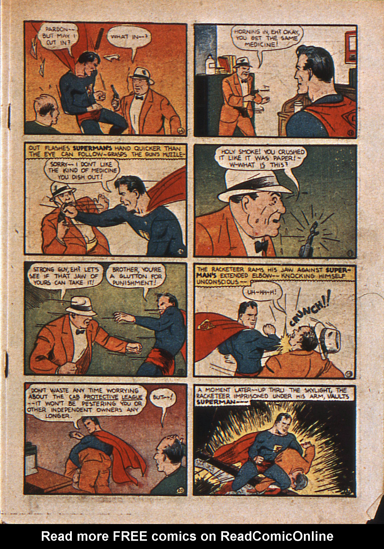 Action Comics (1938) 13 Page 4