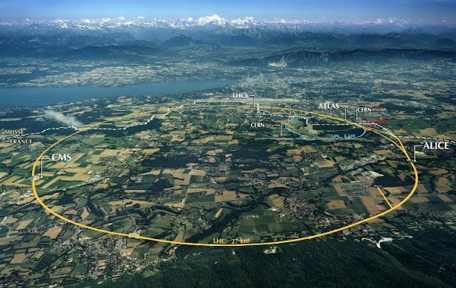 Lebih Akrab Dengan Laboratorium Nuklir Terbesar Di Dunia, Cern