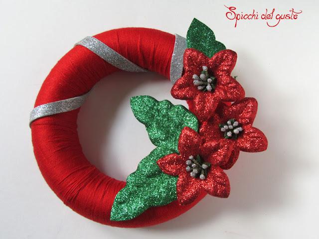 ghirlanda natalizia in fommy per Kreattive sotto l'albero