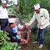 सपाक्स के द्वारा प्रदेश के कई जिलों में शहीद चंद्रशेखर आजाद की जयंती में लगाये गए वृक्ष