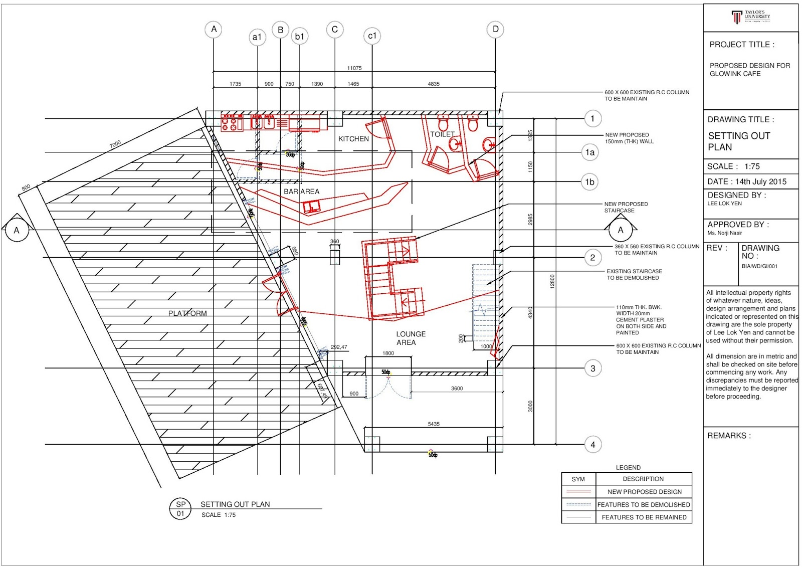 Detailing And Working Drawings