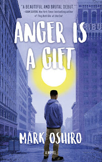 Anger Is a Gift, Mark Oshiro, InToriLex