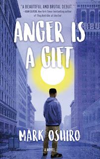 Anger Is a Gift, Mark Oshiro, InToriLex