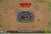 لعبة حرب الدبابات