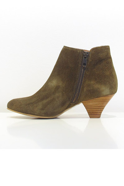 Soldes Sessun You boots kaki