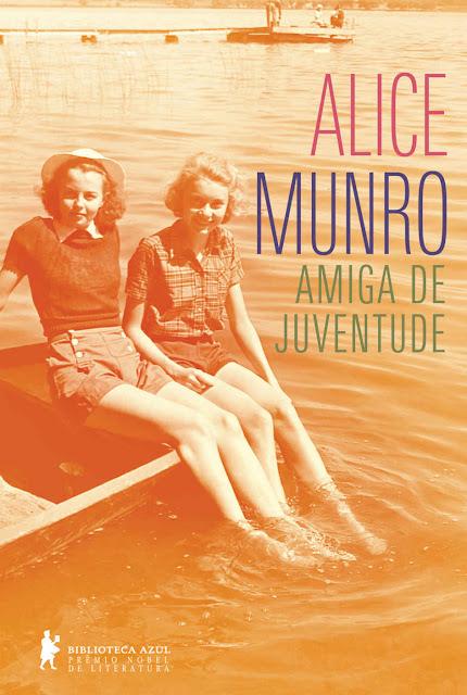 Amiga de juventude - Alice Munro