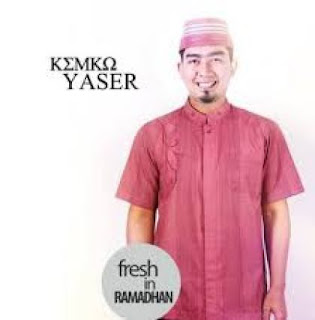 Koleksi Baju Koko Kemko Yaser Rabbani Terbaru