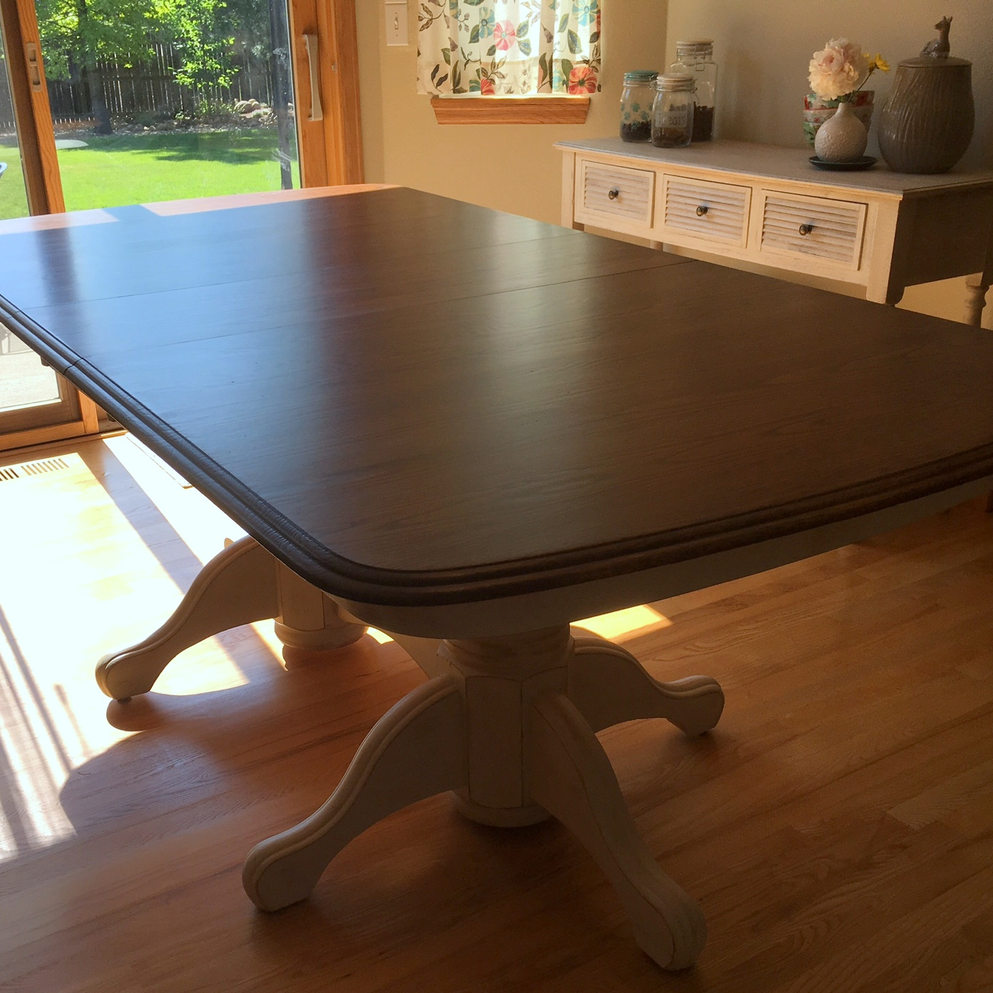Just Another Hang Up: Furniture Refinishing -- Kitchen