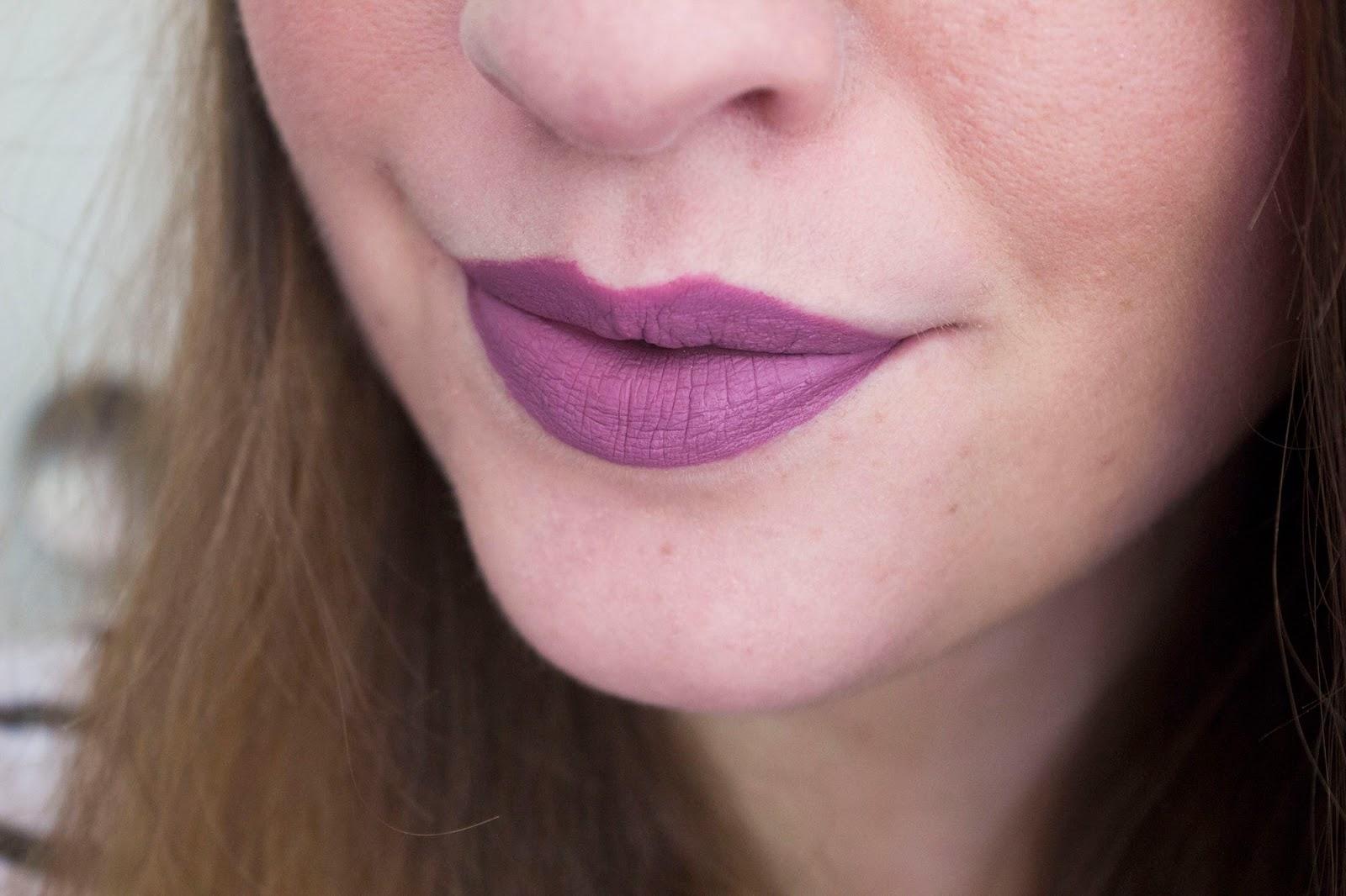 Favori Mauve Oriental d'Arcancil : le rouge à lèvres liquide parfait | La  CO04
