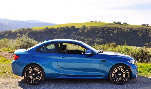 2017 BMW M4 Manual Review