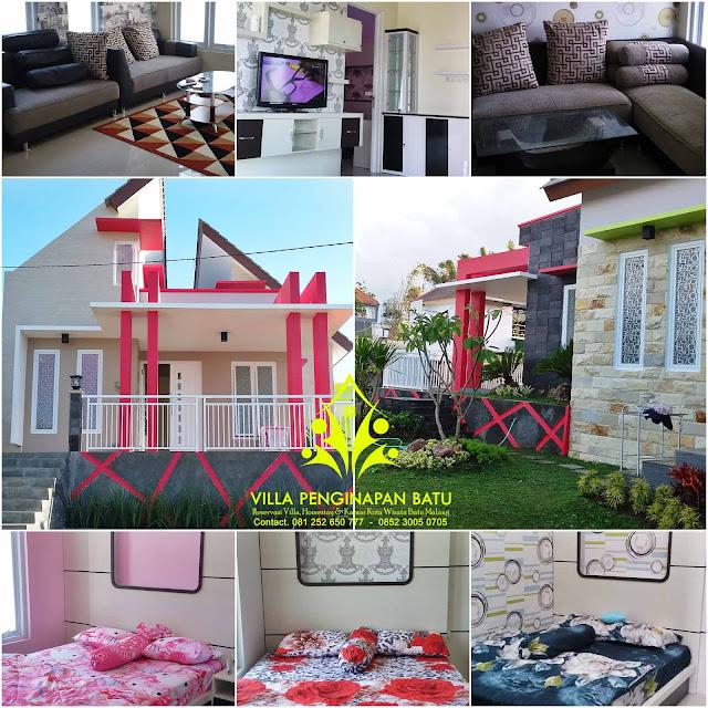 Villa Davendra Dekat BNS dan Jatimpark 2