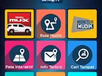 Peta Mudik, Aplikasi Ponsel Untuk Cari Rute Mudik Selama Lebaran