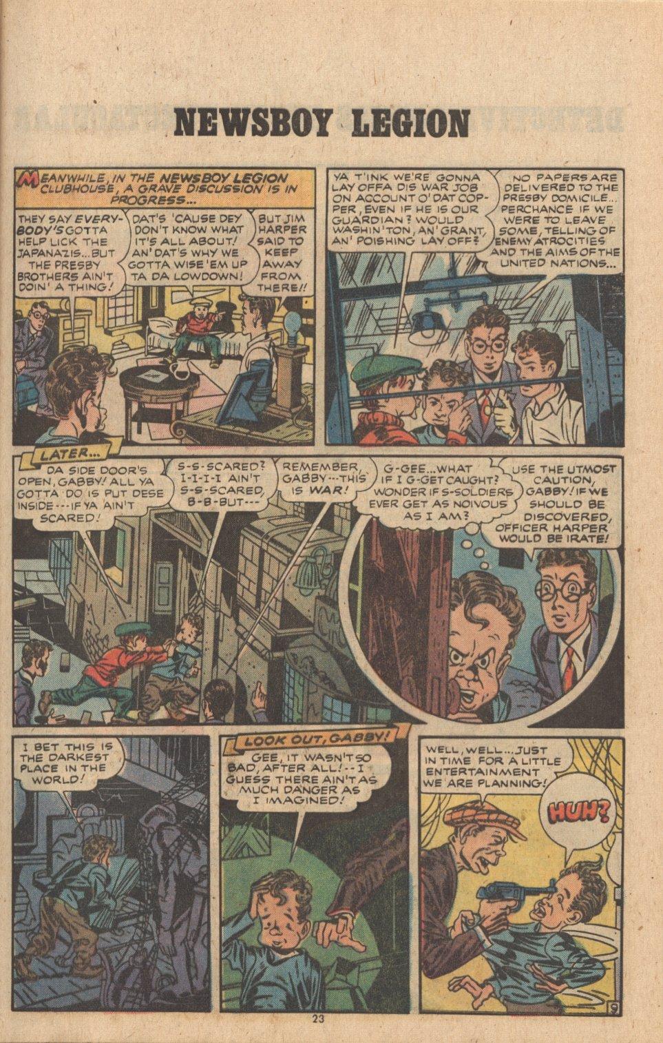 Detective Comics (1937) 442 Page 22