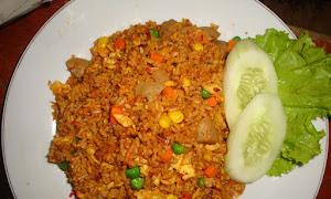 Cara Masak Nasi Goreng Mercon Yang Makyus