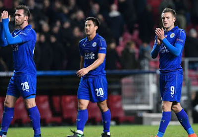 Breaking!!! Leicester City Breaks Champions League Record… It's The Underdog Again!!!