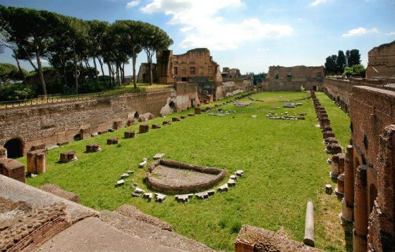 Παλατινός Λόφος (Palatine Hill) - Ρώμη » Ταξιδιωτικός οδηγός - Πληροφορίες  και Αξιοθέατα!