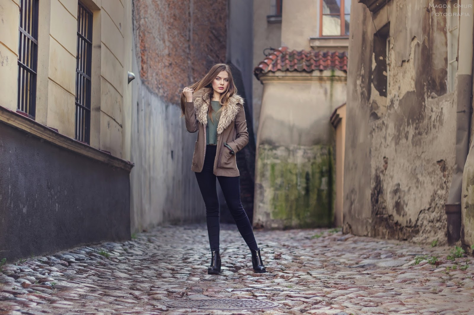 Lublin, Stare miasto, sesja zdjęciowa w lublinie