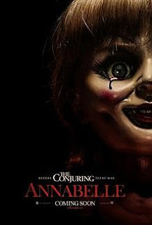 Sinopsis Film Annabelle