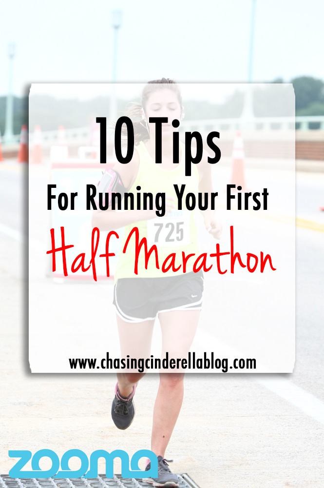Tip for running a half marathon