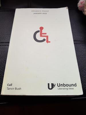 Frontcover of Bush's novel CULL