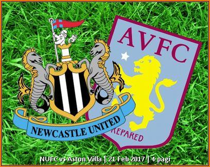 Newcastle United lawan Aston Villa: Siapa Gergasi?