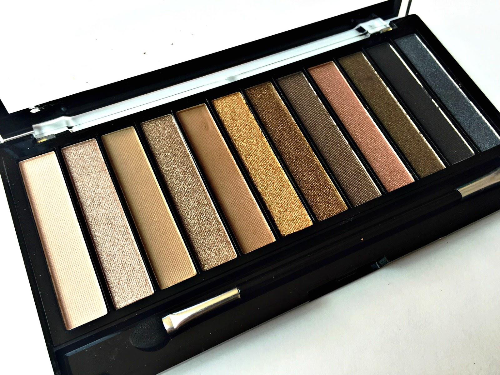 review swatches makeup revolution redemption palette. Black Bedroom Furniture Sets. Home Design Ideas