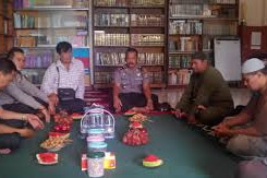 Profil Perpustakaan Desa Perwira Bangsa, Desa Guwosari, Bantul Yogyakarta