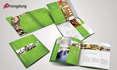 In Catalogue chuyên nghiệp cho các doanh nghiệp