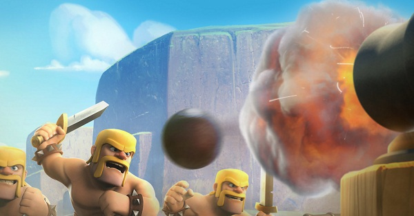 Clash of Clans (version 8.551.4)