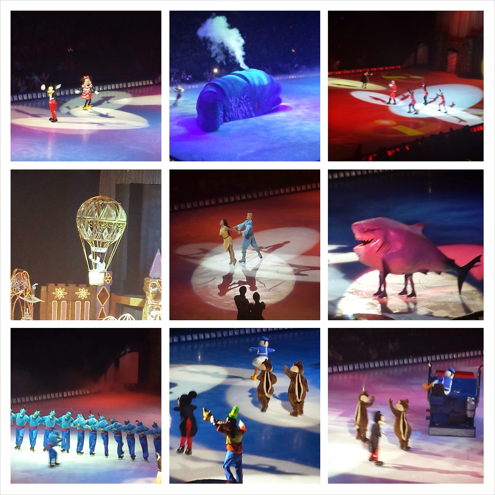 Disney On Ice Atlanta Recap #ATLDOI #Disneyonicegc via ProductReviewMom.com