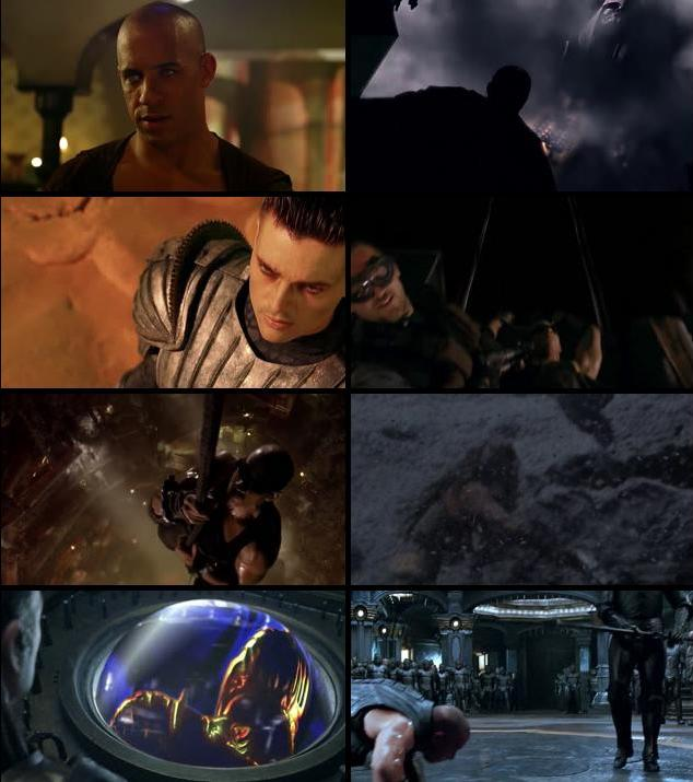 The Chronicles Of Riddick 2004 Dual Audio Hindi 720p BluRay