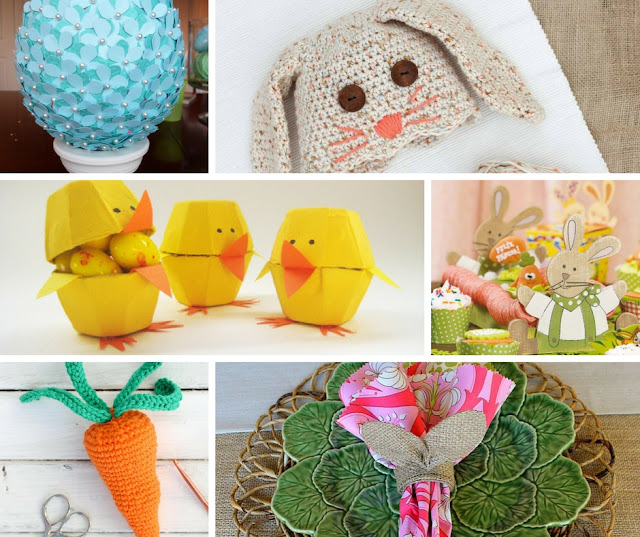 6 tutorial creativi per pasqua